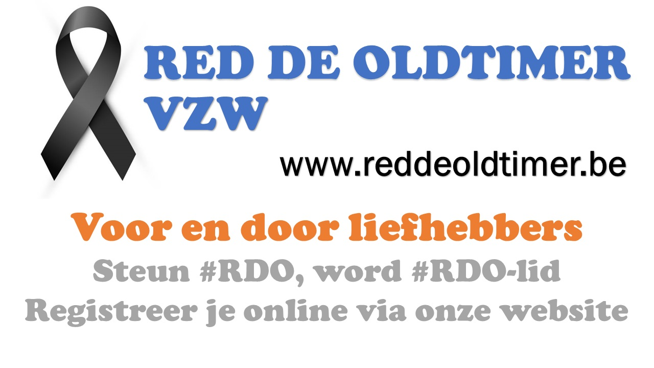 RDO Red De Oldtimer
